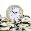 Time and money — Stock Photo #13409308