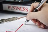 Crescita del business — Foto Stock