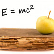 Stock Photo: Einstein formula