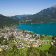 Stock Photo: Wolfgangsee in Austria