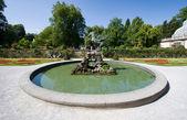 Mirabell bahçeleri — Stok fotoğraf