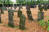 Cimitero — Foto Stock