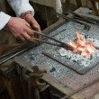 Stock fotografie: Blacksmith at work