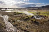 地熱水 — ストック写真