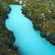 The Blue Lagoon in Iceland — Stock Photo #22756137