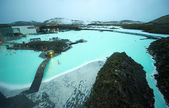 The Blue Lagoon resort — Stok fotoğraf