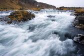 フローティング川 — ストック写真