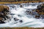 Río flotante — Foto de Stock