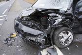 Car crashed — Stock Photo