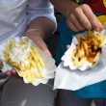 French frites — Stock Photo #25300765