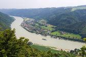 Donau-floden — Stockfoto