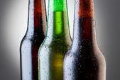 ビールのボトル — ストック写真