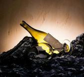 Botella vacía — Foto de Stock