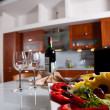 Kitchen interior — Stock Photo