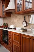 Interior de cozinha — Foto Stock