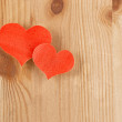 Paper hearts — Stock Photo #18825449