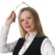 Business woman — Stock Photo #19602787
