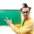 Angry teacher — Stock Photo #19787175