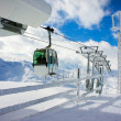 Ski lift — Stock Photo #21856097