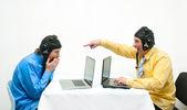 Programadores — Foto de Stock