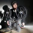 Cinema - Stock Photo