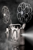 Cinema — Stock Photo