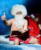 Santa Klaus — Φωτογραφία Αρχείου