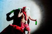Санта-Клаус — Стоковое фото
