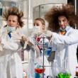 Bizarre chemists — Stock Photo #36747491