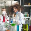 Bizarre chemists — Stock Photo #36748027