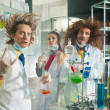 Bizarre chemists — Stock Photo #36802525