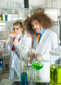 Bizarre chemists — Photo