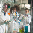 Bizarre chemists — Stock Photo #37020841