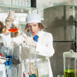 Bizarre chemists — Stock Photo #37158883