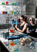 Laboratoire de chimie — Photo