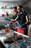 Kimya laboratuvarı — Stok fotoğraf
