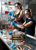Chemistry laboratory — Stock Photo