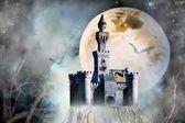Castle fantasy — Stock Photo