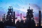 Metalurji işleri — Stok fotoğraf