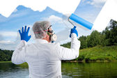 Environmentalist — Stock Photo