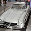 Stock Photo: Mercedes-Benz 300SL, Vintage cars