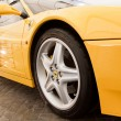 Ferrari 512 TR 1993 Year, Vintage cars — Stock Photo