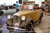 Austin sete ano de 1935, carros antigos — Foto Stock