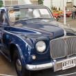 Stock Photo: Rover P4 75 1954 Year, Vintage cars