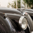 Jaguar XK140, Vintage cars — Stock Photo