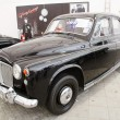 Stock Photo: Rover P4 100 , Vintage cars