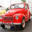 Stock Photo: Fiat Topolino 500C , Vintage cars