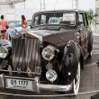 Rolls-Royce Silver Dawn 2,997 CC , Vintage cars — Stock Photo