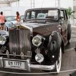 Rolls-Royce Silver Dawn 2,997 CC , Vintage cars — Stock Photo #12619642