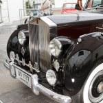 Rolls-Royce Silver Dawn 2,997 CC , Vintage cars — Stock Photo #12619843